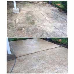 Curb Appeal Pros restores concrete patios
